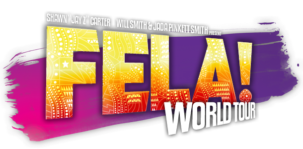 FELA! On Broadway, World Tour!