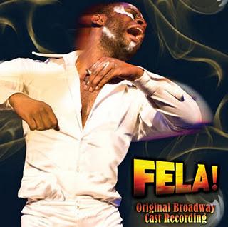FELA Original Broadway Cast Recording