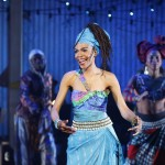 Michelle Williams in FELA